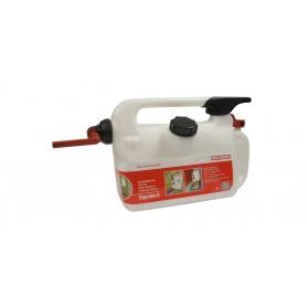 Jerrican plastique RAPIDON 6 litres