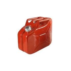 Jerrican métallique UNIVERSEL - 10 litres