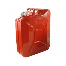 Jerrican métallique UNIVERSEL - 20 litres