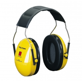 Casque anti-bruit 3M Peltor modèle Optime jaune