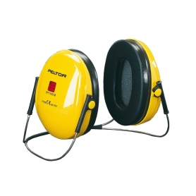 Casque anti-bruit 3M Peltor modèle Optime I jaune
