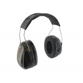 Casque anti-bruit 3M Peltor modèle Optime II vert
