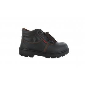 Chaussure de sécurité coupe haute SOLIDUR TAILLE 43 - Norme ISO 20345:2011