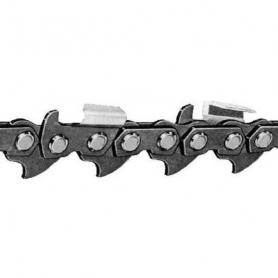 """Chaine OZAKI ZK1450LP-E42 coupe de 12 cm, 42 maillons, pas 1/4, jauge 1,3 (0,050"""")"""