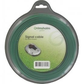 Câble périmétrique Grimsholm pour robot tondeuse 50m diamètre 2,5mm