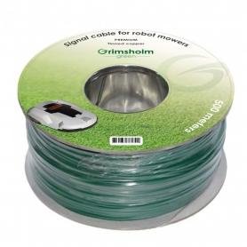 Câble périmétrique Grimsholm pour robot tondeuse 500m diamètre 2,5mm