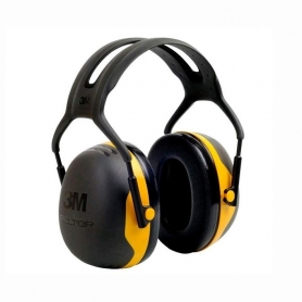 Casque anti-bruit 3M Peltor X2 jaune