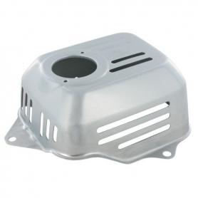 Grille de protection de pot d'échappement Honda 18321-ZL8-000 - 18321-ZL8-010