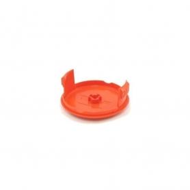 Couvercle de bobine pour Coupe bordures Black & decker