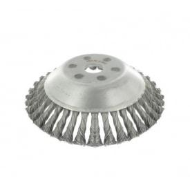 Tête de désherbage métallique diamètre 230 mm
