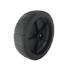 Roue en plastique diamètre 190mm GGP - CASTELGARDEN 322686099/0