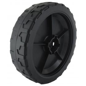Roue plastique diamètre 190mm GGP - CASTELGARDEN 322686092/0
