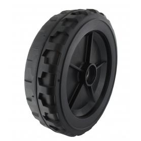 Roue platique diamètre 210mm GGP - CASTELGARDEN 381007390/2