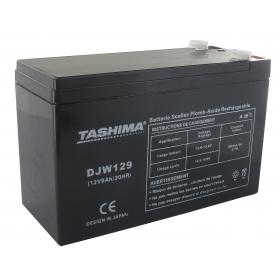 Batterie TASHIMA gel/agm 12V, 9 A TASHIMA 118120010/0