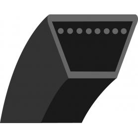 Courroie trapézoïdale BERNARD LOISIRS - MTD - NOMA - WESTWOOD 414847 - 754-0427 - 7540427