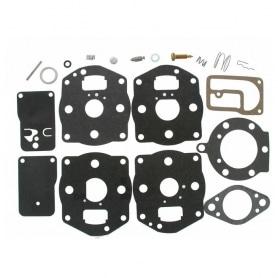 Kit carburateur pour moteur BRIGGS ET STRATTON 694056 - 394502 - 491539 - 393301 - 394034 pour modèles 400400 à 422700