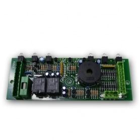 Platine électronique 6 fonctions avec fusible CASTELGARDEN 25722401/0 - 25722406/0 - 25722402/0