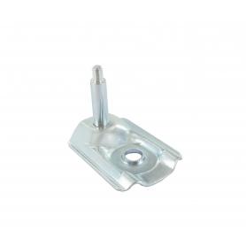 Support de roue métallique GGP - CASTELGARDEN 381005082/0