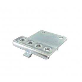 Support de roue avant GGP - CASTELGARDEN 322551523/0