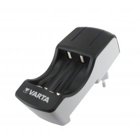 Chargeur pocket pour accumulateurs rechargeables de types AA et AAA VARTA