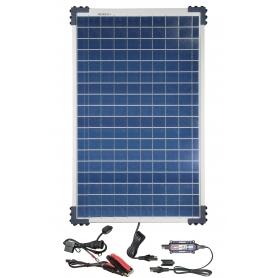 Panneau solaire courant 40W (max) volt 12 v nominale 22v maximale OPTIMATE XTEOMSOLAR40