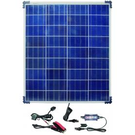 Panneau solaire courant 80W (max) volt 12 v nominale 22v maximale OPTIMATE XTEOMSOLAR80