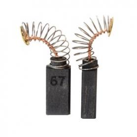 Jeu de charbons BOSCH - SPIT - KENSON 1617014114 - 128570