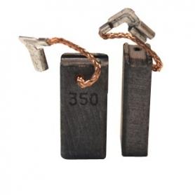 Jeu de charbons MAKITA CB350 - CB171 - CB-350 - CB-171