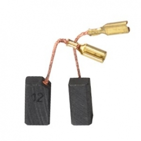 Jeu de charbons BLACK ET DECKER - ELU - DE WALT BD12 - P5411 - BM30EA