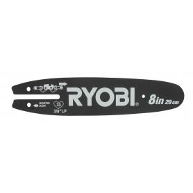 Guide coupe 20 cm - 3/8LP 043'' (1,1 mm) 33E RYOBI RAC235