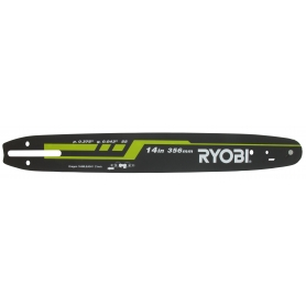 Guide coupe 35 cm - 3/8LP 043'' (1,1 mm) 52E RYOBI RAC241