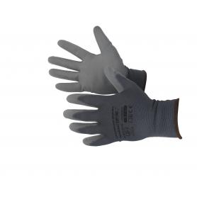 Gants d'atelier polyester avec enduction polyurethane UNIVERSEL 9808210/10