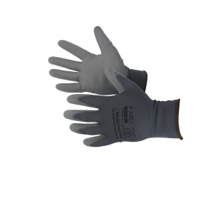 Gants d'atelier polyester avec enduction polyurethane UNIVERSEL 9808210/8