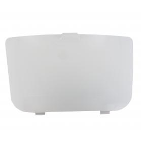 Capot blanc monté sur carénage GGP - CASTELGARDEN 327109530/0