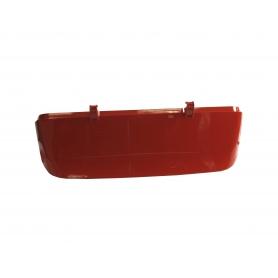 Capot arrière rouge GGP - CASTELGARDEN 327110302/3