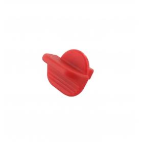 Bouton couleur rouge GGP - CASTELGARDEN 118801432/0