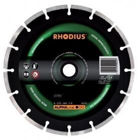 Disque diamant ALPHALINE 350mm RHODIUS LD50