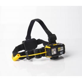 Baladeuse et lampe torche frontale CAT à LED 170 Lum (baladeuse) / 250 Lum (lampe torche) CAT CT4120