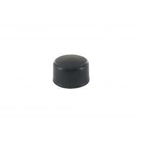 Capuchon enjoliveur noir GGP - CASTELGARDEN 322110233/0