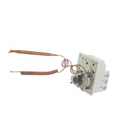 Thermostat mono-bulbe tripolaire à régulation KBTS KBSDP00701