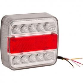 Feu arrière LED gauche / droit 12V