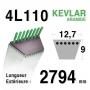 Courroie 4L1100 - 4L110