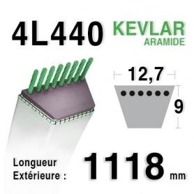Courroie 4L440 - 4L44