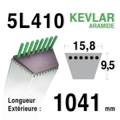 Courroie 5L410 - 5L41 KUBOTA 7072232430