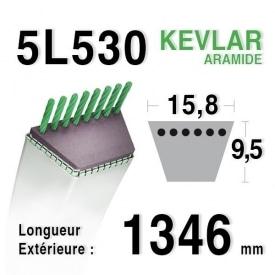 Courroie 5L530 - 5L53 HONDA 754-0629 - 76181-772-202 AYP 6565c3