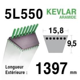 Courroie 5L550 - 5L55 MTD 754144 - 90-47-954