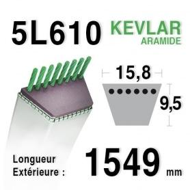Courroie 5L610 - 5L61