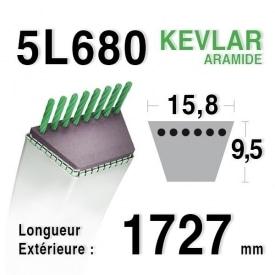 Courroie 5L680 - 5L68 MTD 7540364 - 7540626