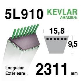 Courroie 5L910 - 5L91