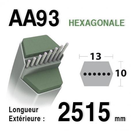 Courroie aa93